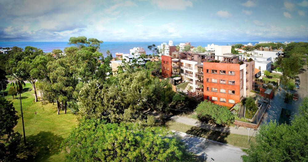 Edificio Horizonte Natural a estrenar en Setiembre 2017
